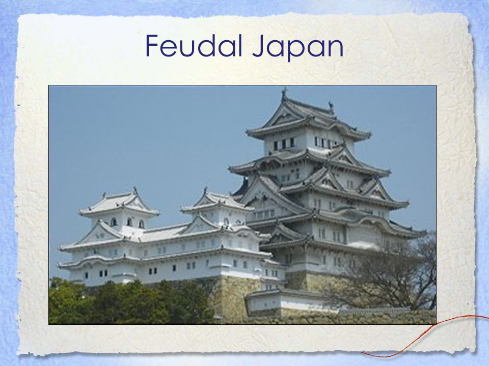 Feudal Japan