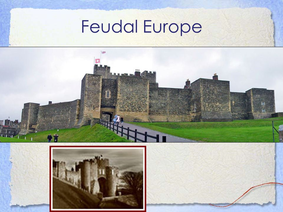 Feudal Europe