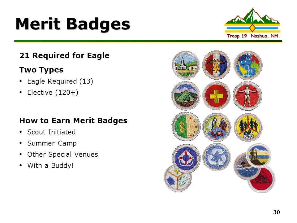Merit Badges 21 Required for Eagle Two Types How to Earn Merit Badges