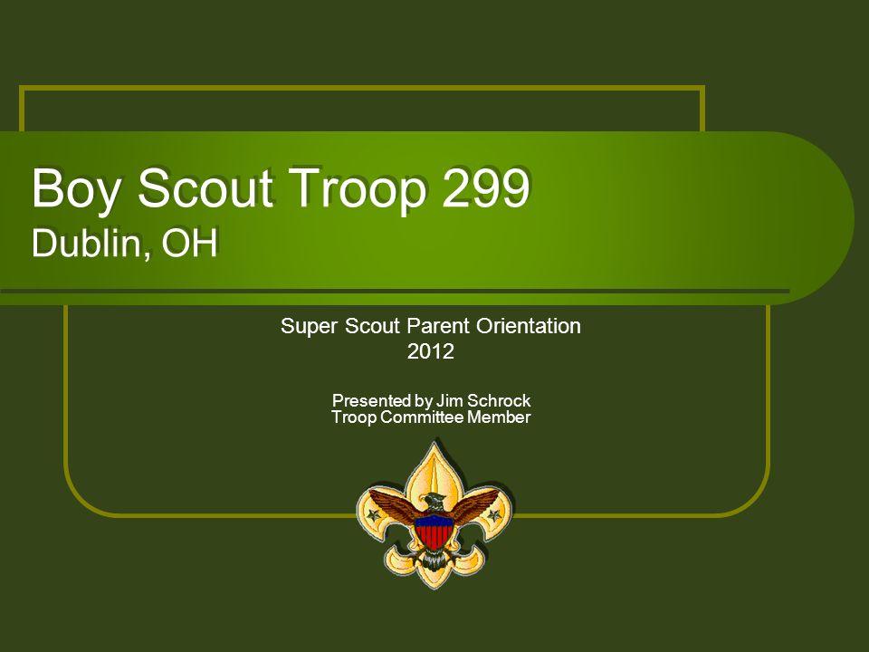 Boy Scout Troop 299 Dublin, OH
