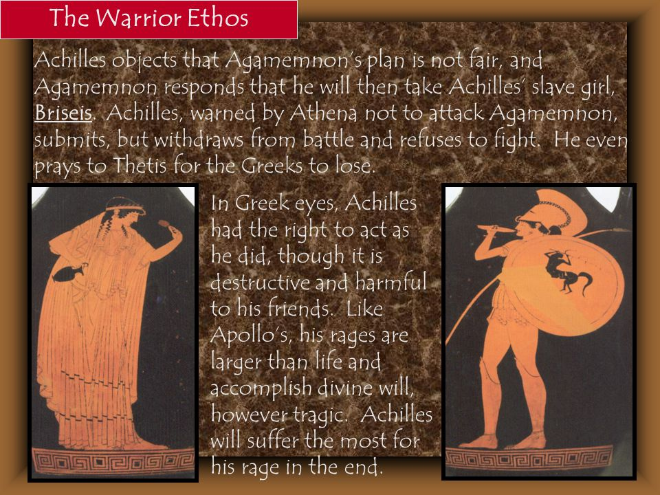 The Warrior Ethos