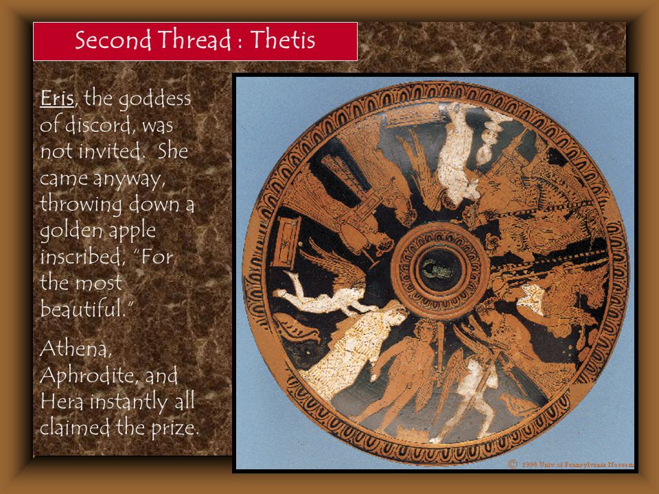 Second Thread : Thetis