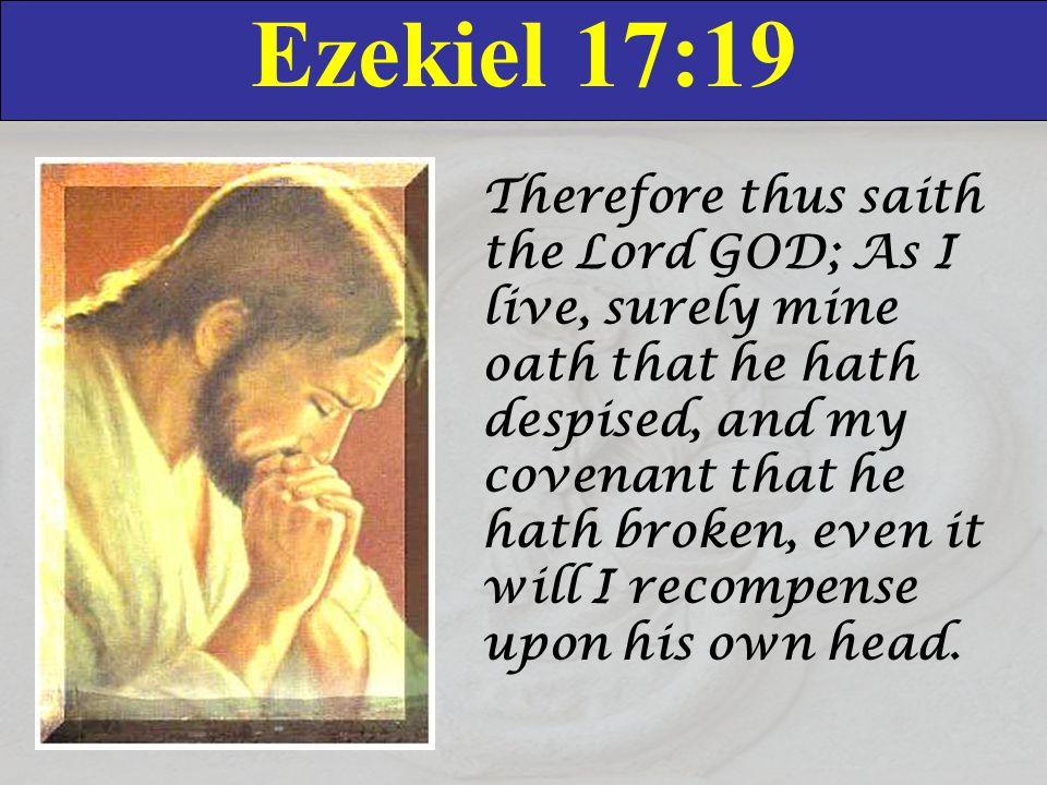 Ezekiel 17:19