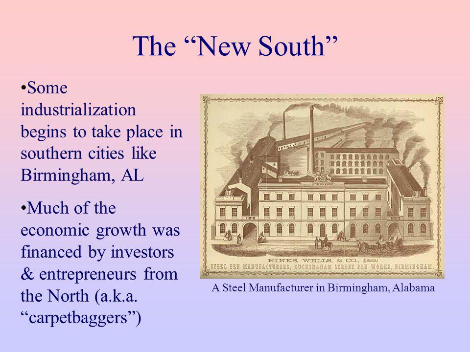 A Steel Manufacturer in Birmingham, Alabama