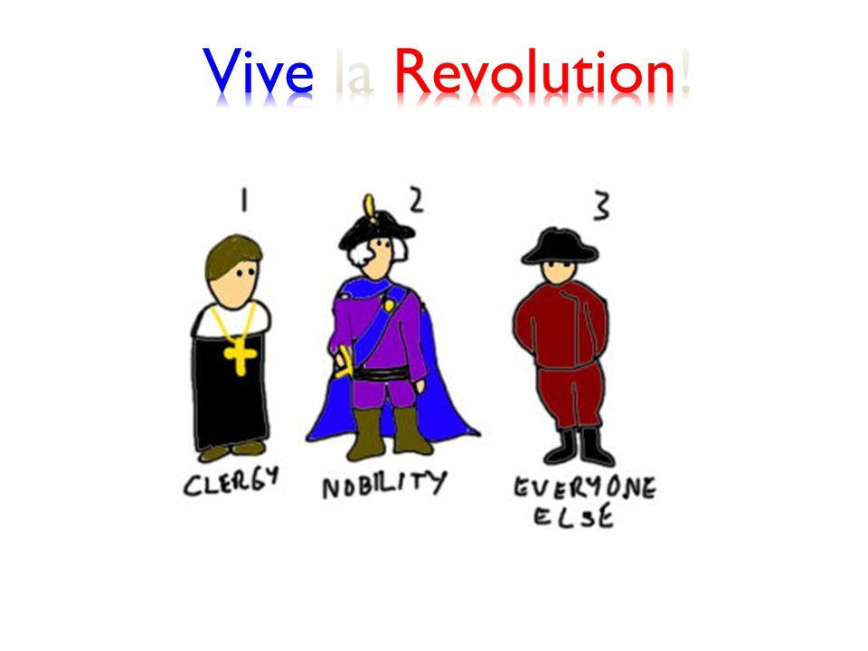 Vive la Revolution! In France…