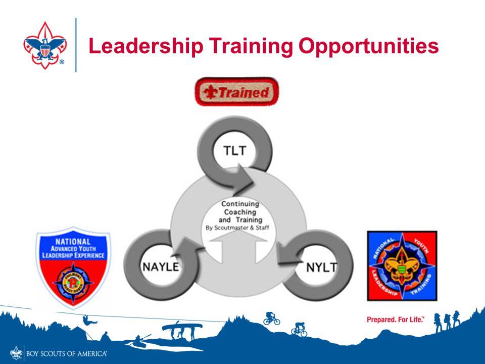 Leadership Training Opportunities