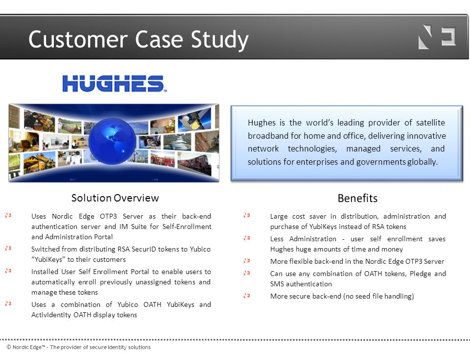 Customer Case Study Solution Overview Benefits