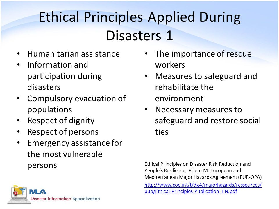 What Is the Importance of Good Ethical Standards in Health Organizations?