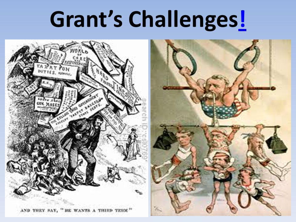 Grant's Challenges!