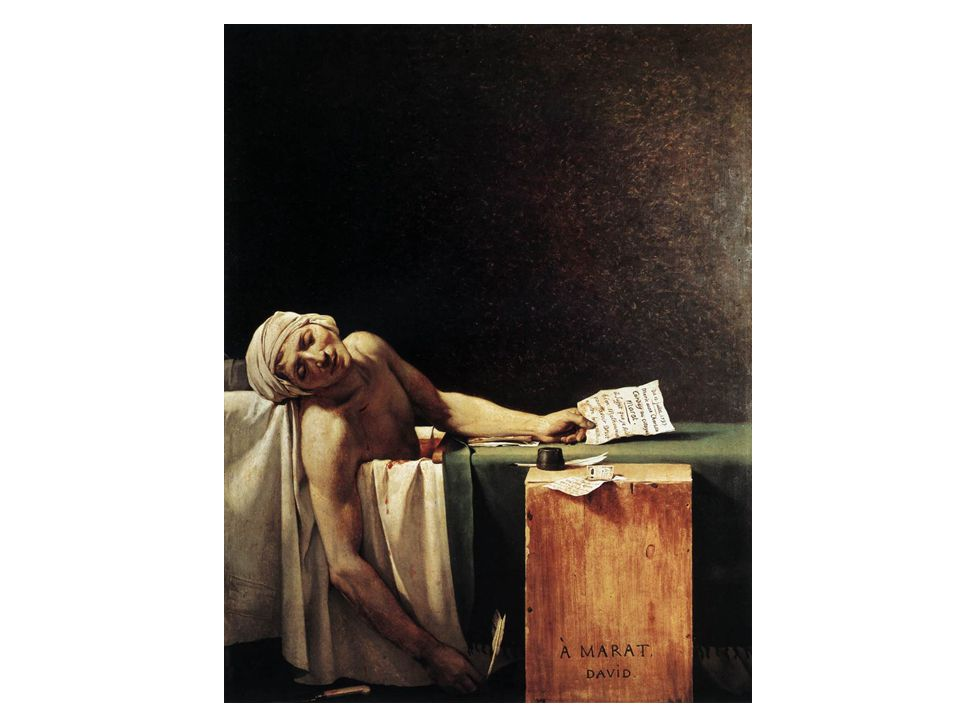 The three most memorable Jacobins were Georges Danton, Maximilien Robespierre, and Jean-Paul Marat.