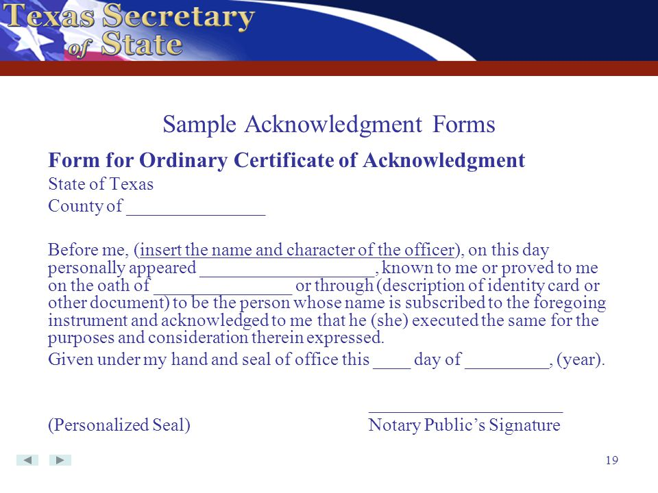 Notary Public Educational Information  Ppt Download