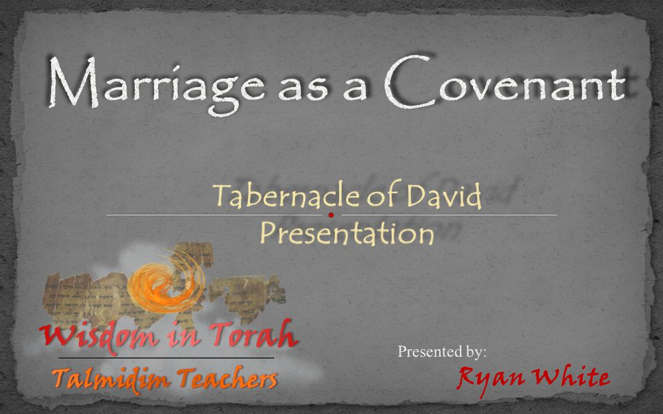 Tabernacle of David Presentation