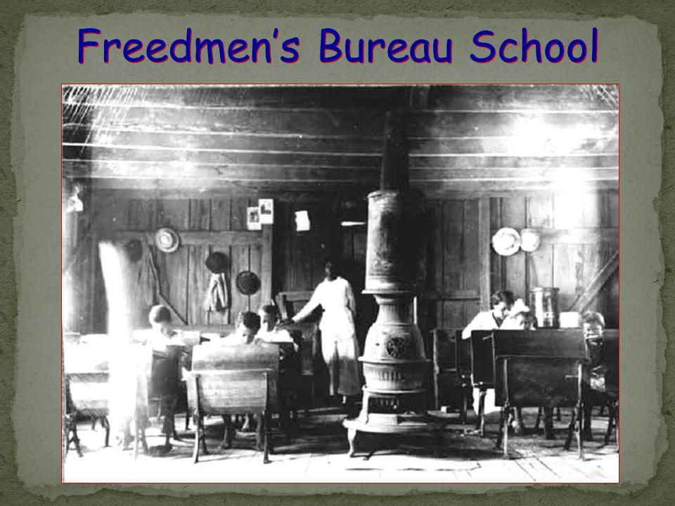 Freedmen's Bureau School