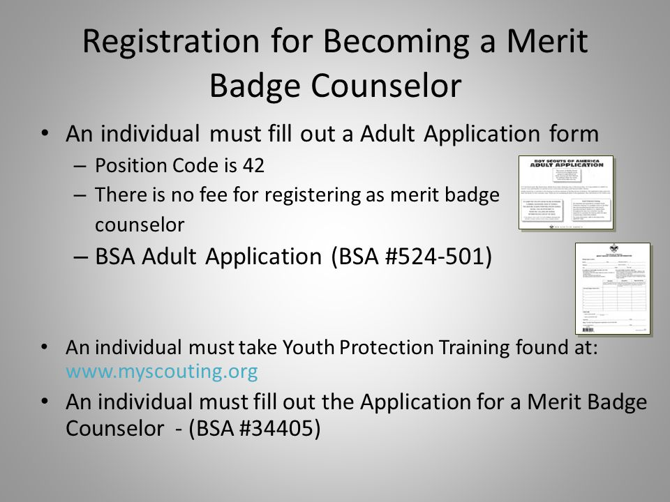 Merit Badge Counselor Training - ppt video online download