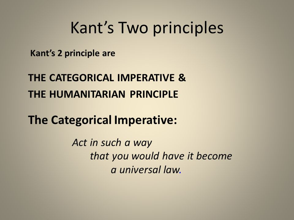 kant on human dignity pdf