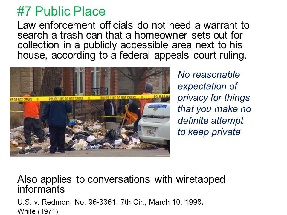 #7 Public Place