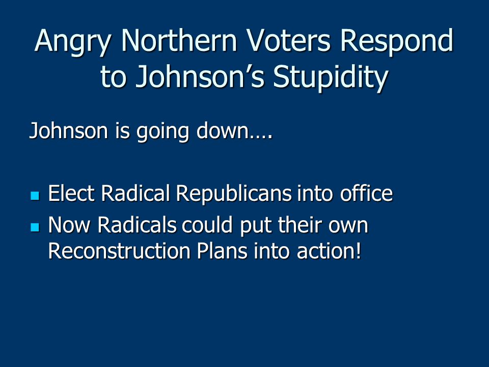 Angry Northern Voters Respond to Johnson's Stupidity