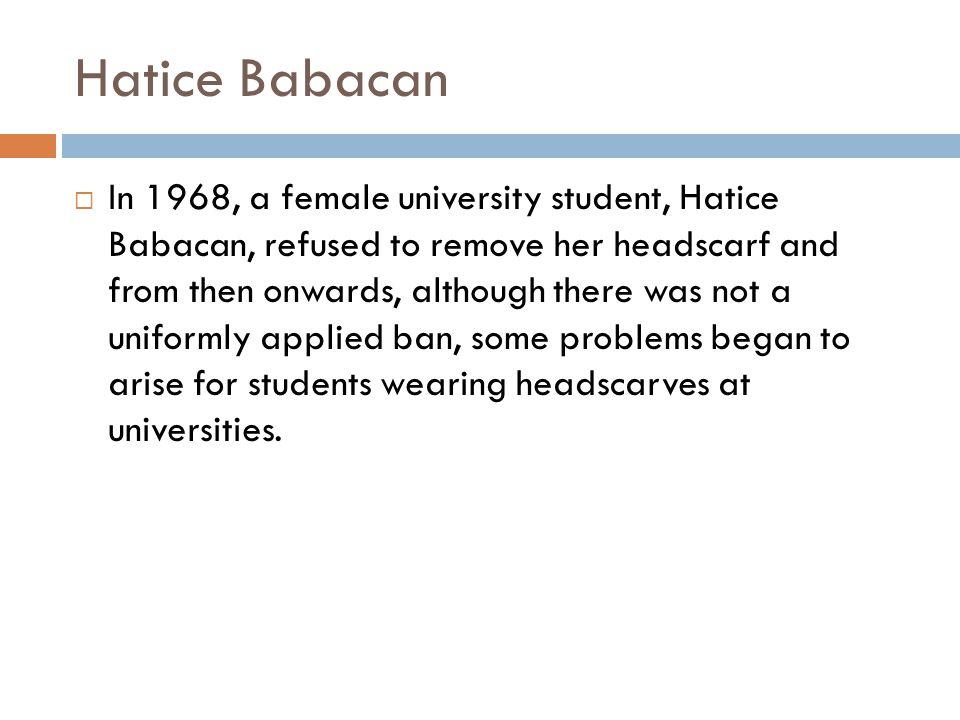 Hatice Babacan