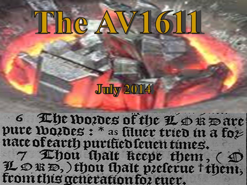 The AV1611 July 2014