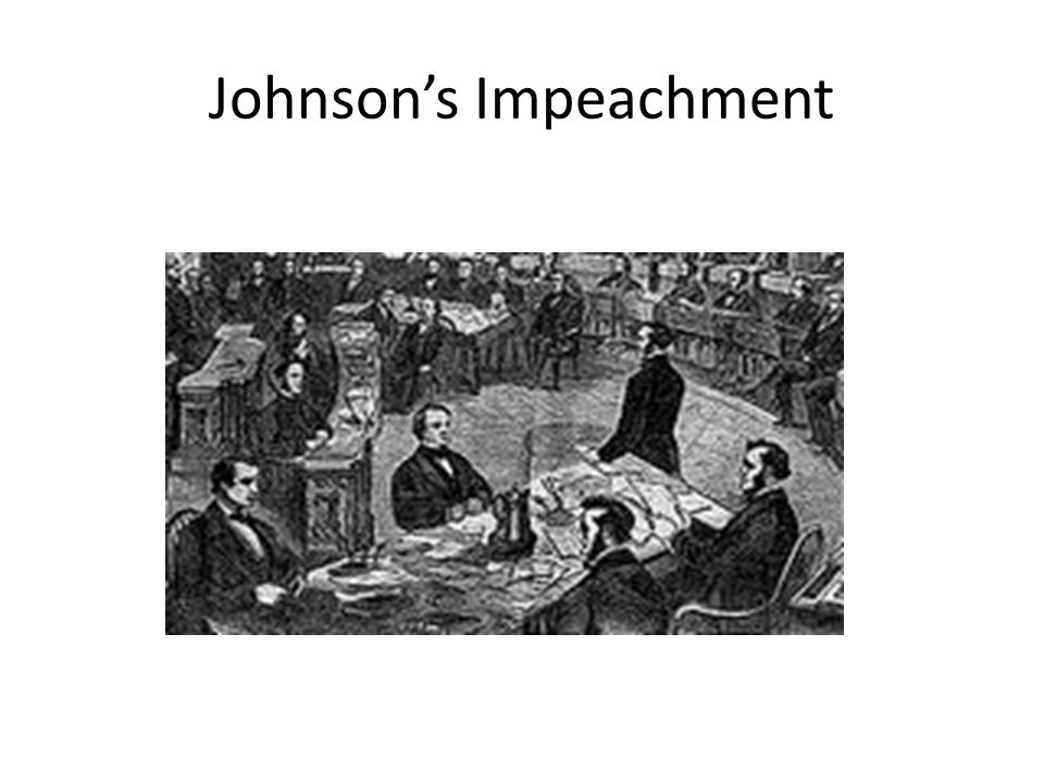 Johnson's Impeachment