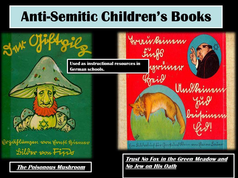 Anti-Semitic Children's Books