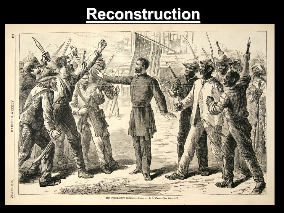 reconstruction of america after civil war Below are books for students and teachers on the reconstruction era in the  united  west from appomattox: the reconstruction of america after the civil  war.