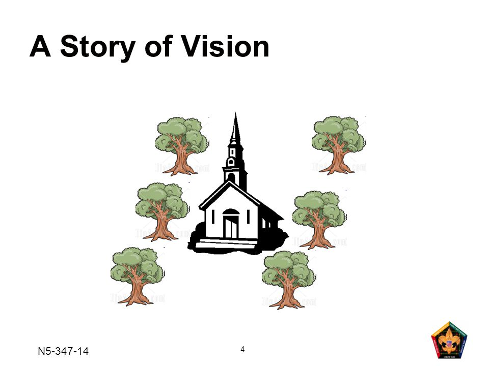 A Story of Vision N5-347-14