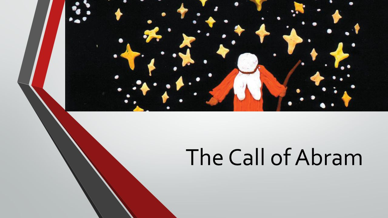 The Call of Abram