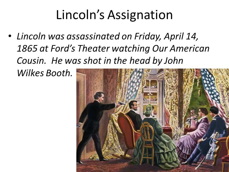 Lincoln's Assignation