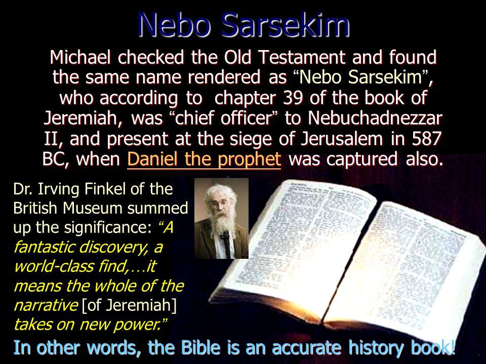 Nebo Sarsekim