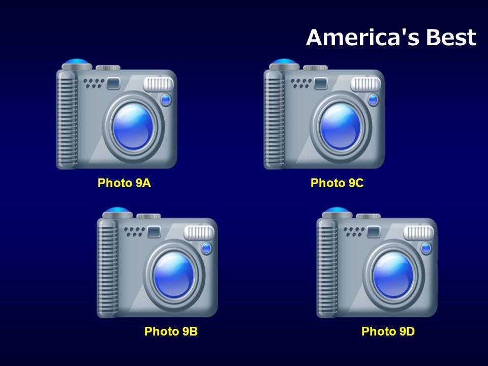 America s Best Photo 9A Photo 9C Photo 9B Photo 9D