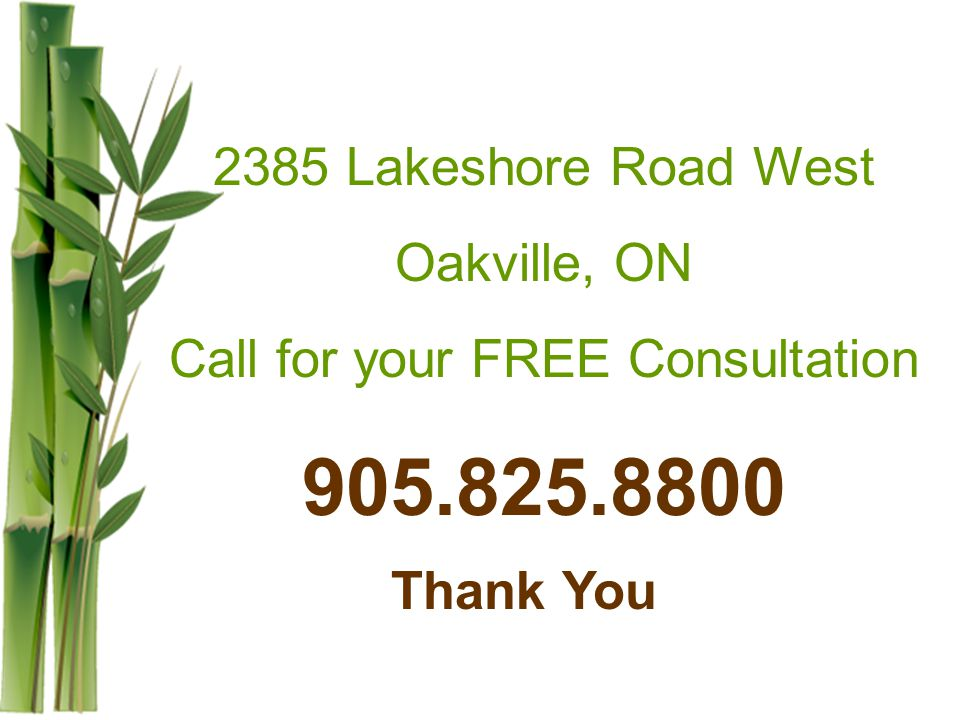 Call for your FREE Consultation