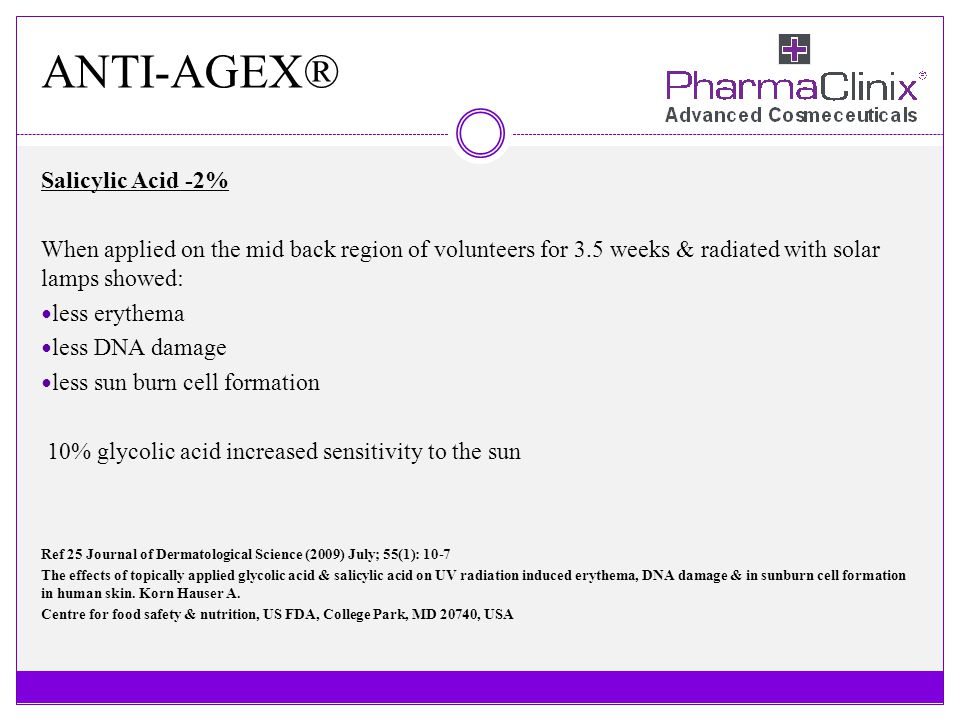 ANTI-AGEX® Salicylic Acid -2%