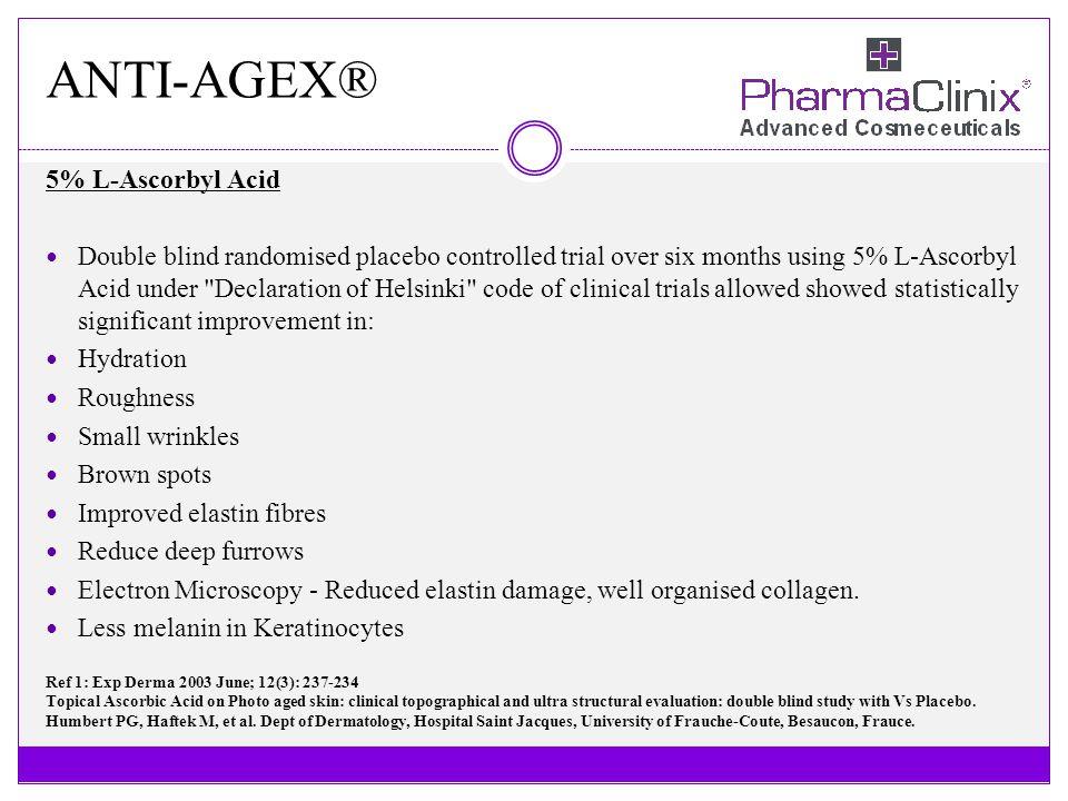ANTI-AGEX® 5% L-Ascorbyl Acid