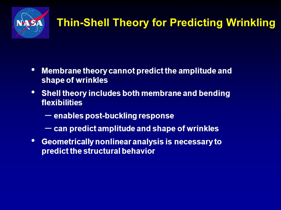 Thin-Shell Theory for Predicting Wrinkling