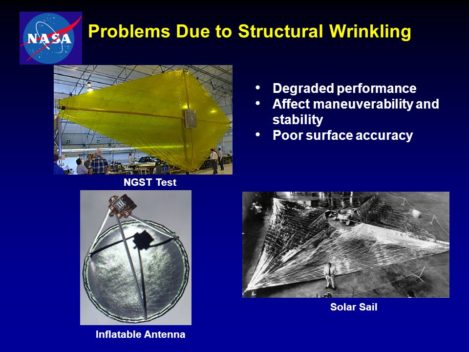 Problems Due to Structural Wrinkling