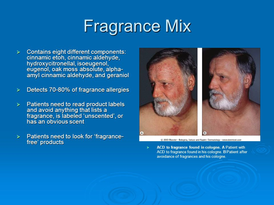 Fragrance Mix