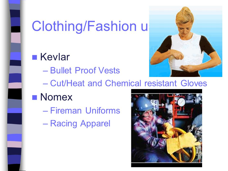 Clothing/Fashion uses