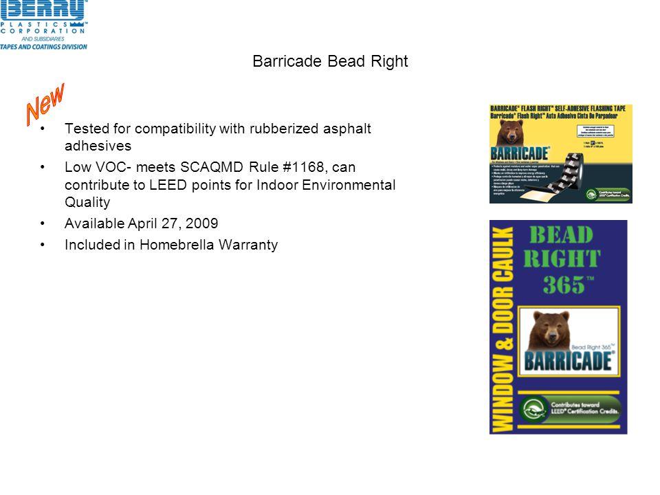 New Barricade Bead Right