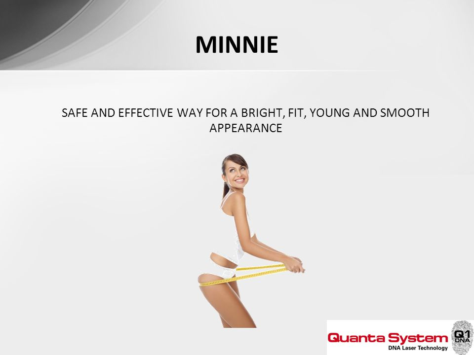 SAFE AND EFFECTIVE WAY FOR A BRIGHT, FIT, YOUNG AND SMOOTH APPEARANCE
