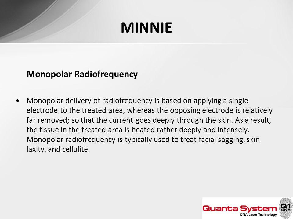 MINNIE Monopolar Radiofrequency