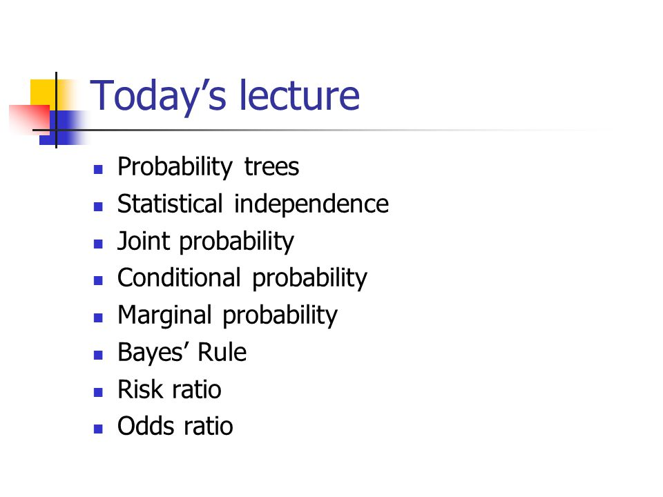 conditional probability lecture notes pdf