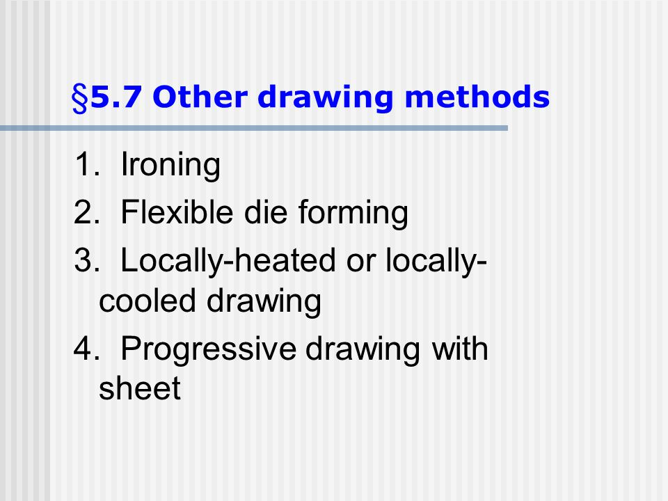§5.7 Other drawing methods