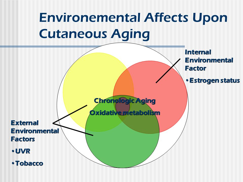 Environemental Affects Upon Cutaneous Aging