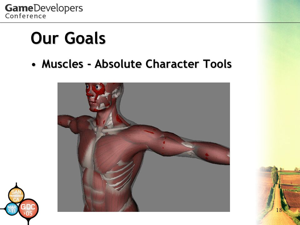 Our Goals Muscles - Absolute Character Tools