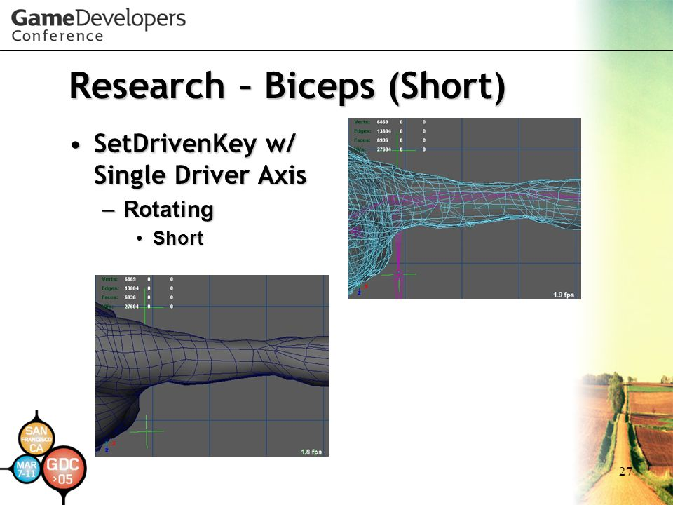 Research – Biceps (Short)