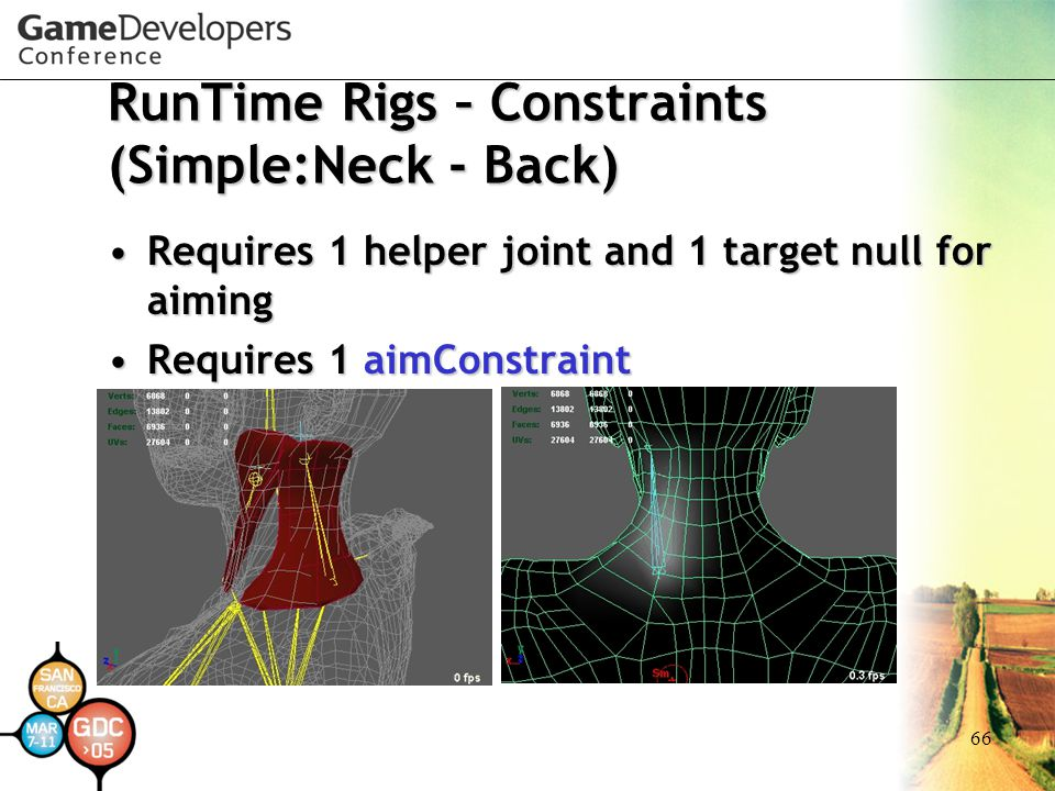 RunTime Rigs – Constraints (Simple:Neck - Back)