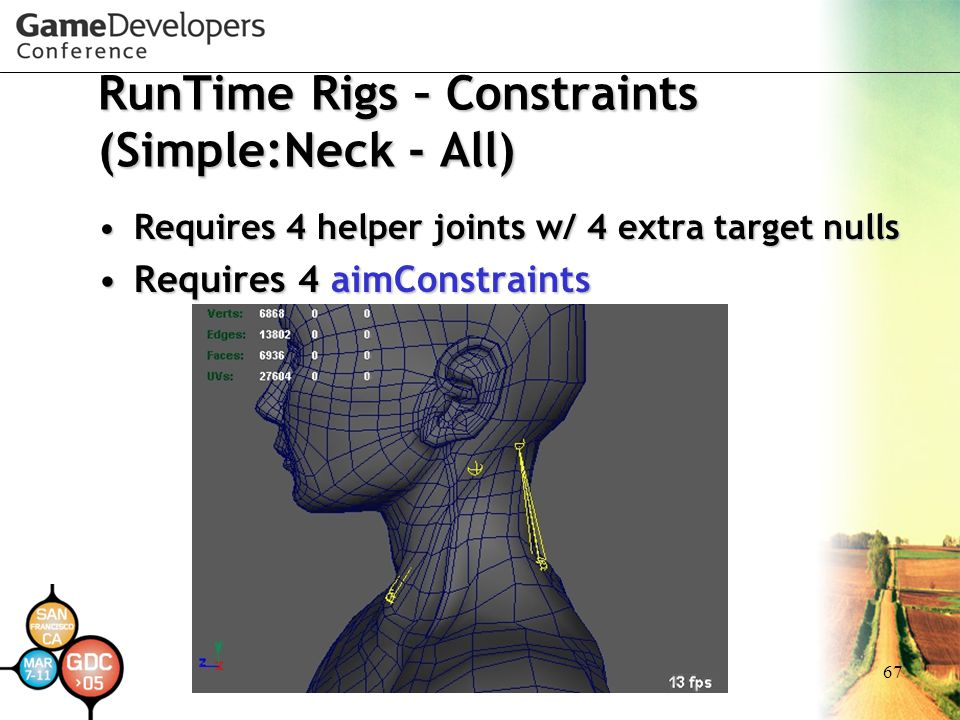 RunTime Rigs – Constraints (Simple:Neck - All)