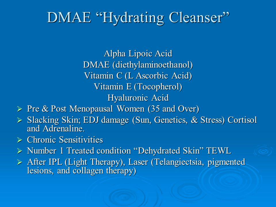 DMAE Hydrating Cleanser