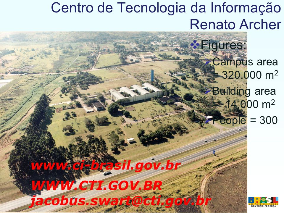 Centro de Tecnologia da Informação Renato Archer